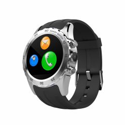 KW08 - Android GPS smartwatch - Sølv