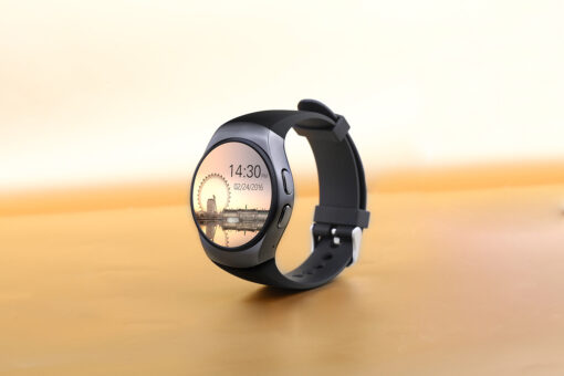 KW18 - Smartwatch - Sort