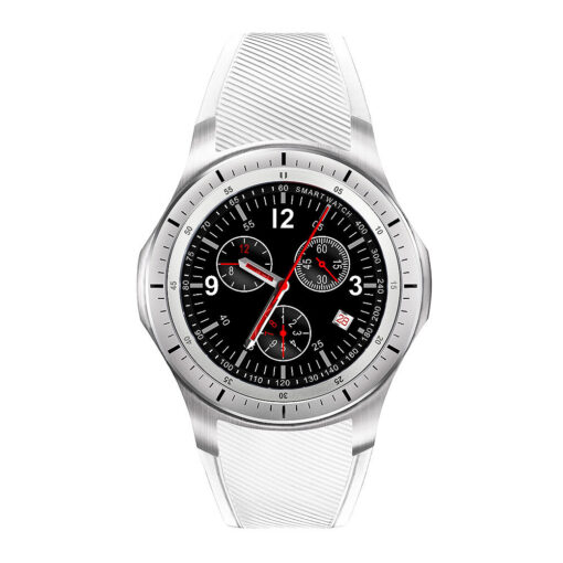 LF16 - Android GPS smartwatch - Hvid