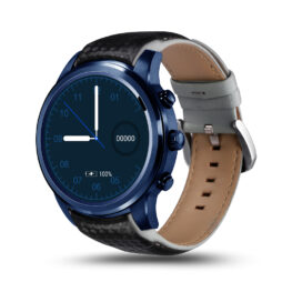 LEM5 Pro - Android GPS smartwatch - Midnight blue