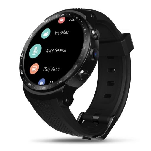 THOR PRO - Android 3G GPS Smart Watch - Sort