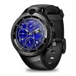 Thor 4 Dual-Android 7.1 smartwatch with 4G LTE-Black