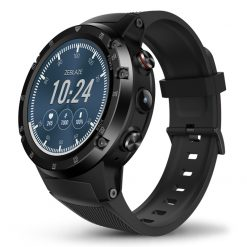 Thor 4 Plus - Quad core smartwatch med 4G LTE - Sort