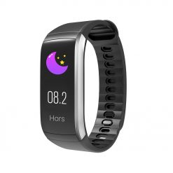 KR02 - GPS fitness tracker - Sort