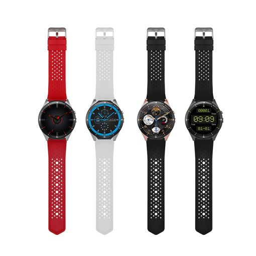 KW88 PRO - Android 7.0 GPS smartwatch - Hvid