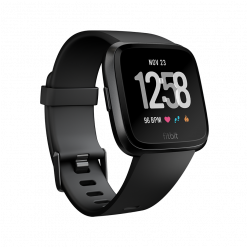 Fitbit - Versa Smart Watch - Sort
