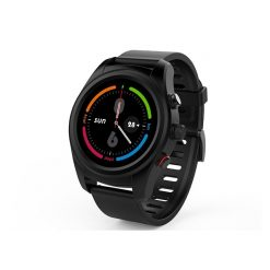 Nordic Active S10+ Sports GPS Watch- Sort