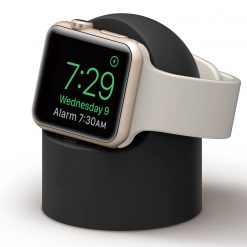 Mini lader holder til Apple watch - Black