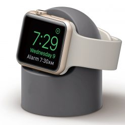 Mini lader holder til Apple watch - Grey