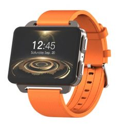 LEM4 Pro - Android smartwatch - Orange