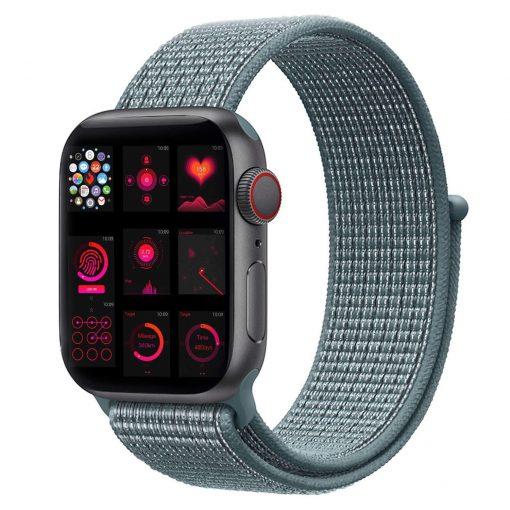 Vizore - Nylon rem til Apple Watch 42/44 mm - Celestial