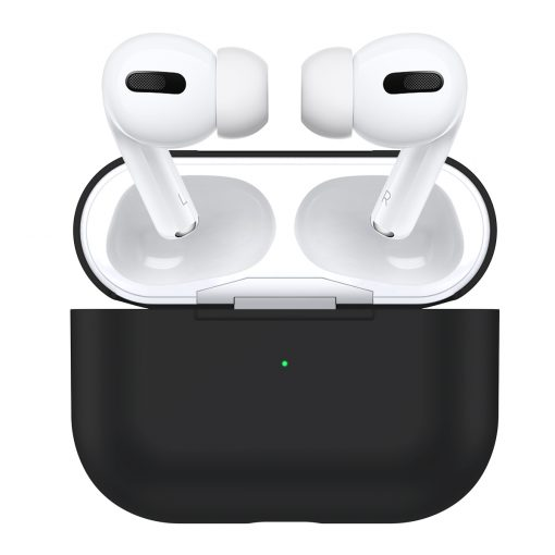Cover til Apple AirPods Pro -Silikone - Black