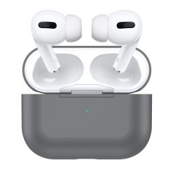 Cover til Apple AirPods Pro -Silikone - Grey