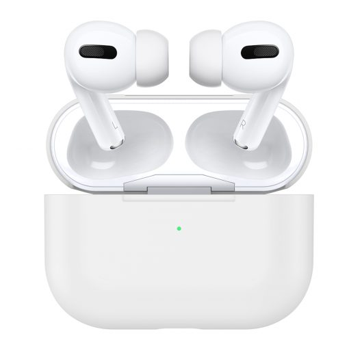 Cover til Apple AirPods Pro -Silikone - White