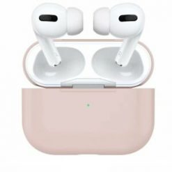 Cover til Apple AirPods Pro -Silikone - Pink Sand