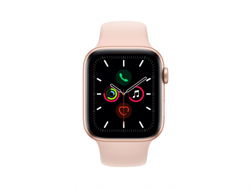 Apple Watch 44mm - Series 5 GPS+4G- Pink Sand