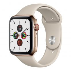 Apple Watch 44mm - Series 5 GPS+4G - Stone