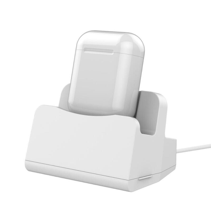 Mini 2 i 1 lade dock til Airpods & iPhone