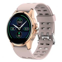 Bakeey - R23 Fuld Touch Smartwatch - Sort