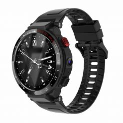 LES4 - 4G Smartwatch Android 7.1.1 - Sort