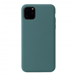 Silikone cover til iPhone 11 Pro- Pine green