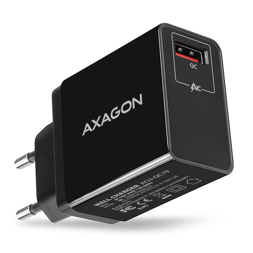 Axagon- Quick Charge 3.0 Oplader